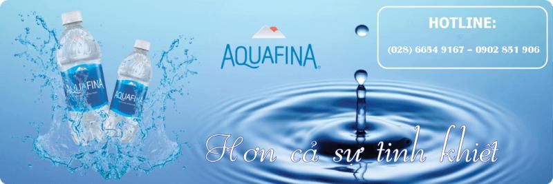 Giao Nước tinh khiết Aquafina 500ml