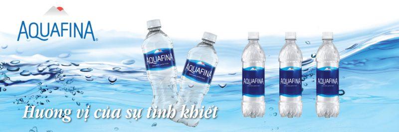 giao Nước uống tinh khiết Aquafina 355ml