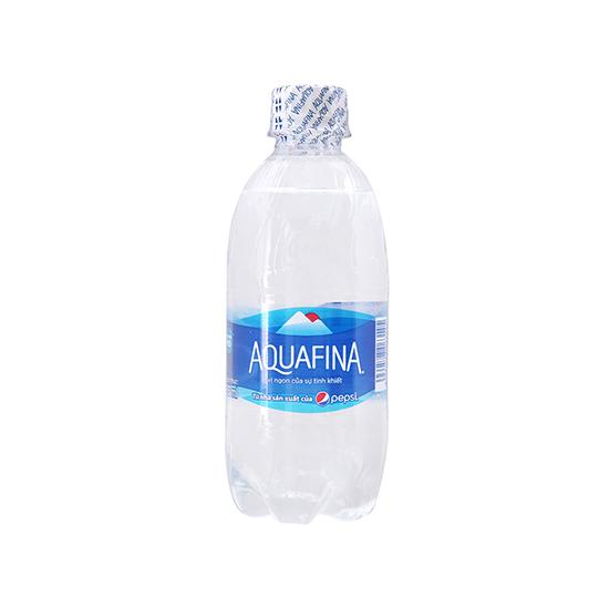 Giao Nước tinh khiết Aquafina 355ML