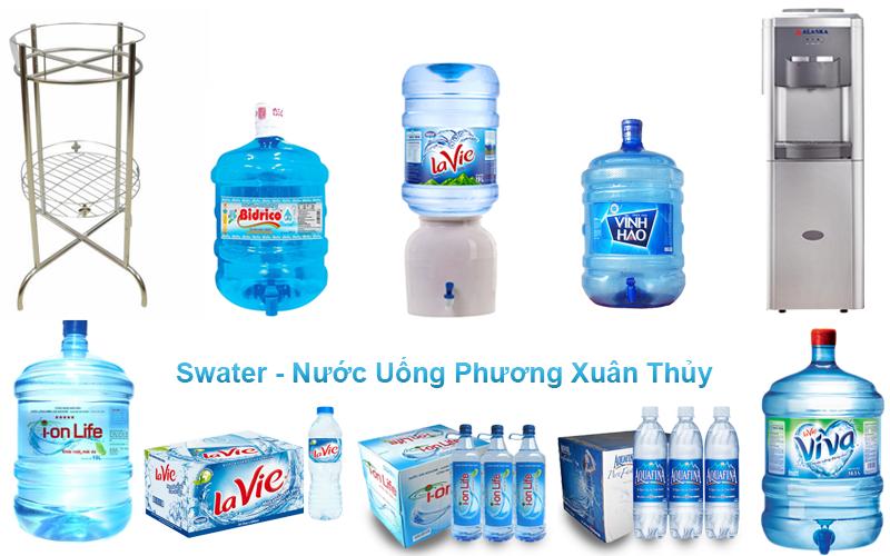 Swater - Nước uống Phương Xuân Thủy Quận 2